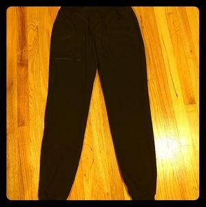 EUC heartsoul scrub jogger pants small tall